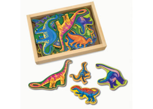 Dino Magnets