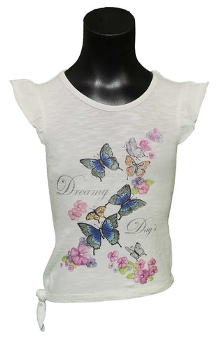 Butterfly Dreamy Day's Girls Shirt