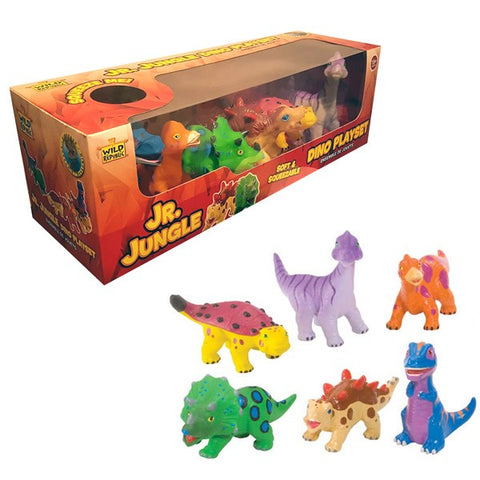 Junior Jungle Dinosaur Set