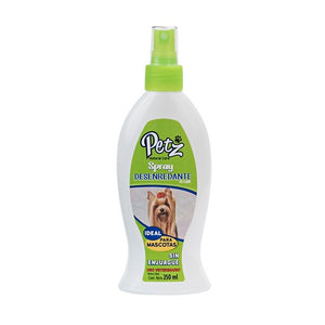 Spray Desenredante Mascotas Petz 250ml