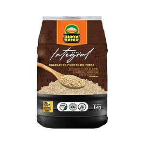 Arroz Integral Super Extra 1kg