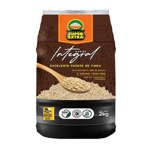 Arroz Integral Super Extra 2kg