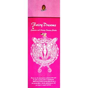 Kamini Fairy Dreams Incense Sticks - 200 Sticks Per Box