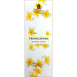 Kamini Frangipani Incense Sticks - 200 Sticks Per Box