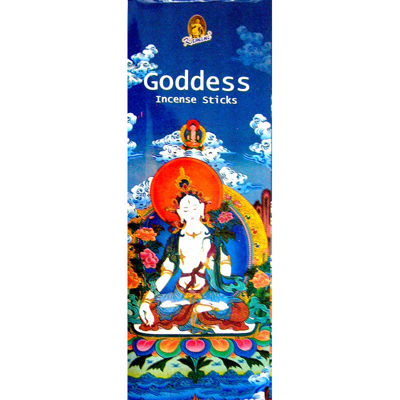Kamini Goddess Incense Sticks - 200 Sticks Per Box