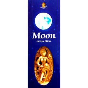 Kamini Moon Incense Sticks - 200 Sticks Per Box