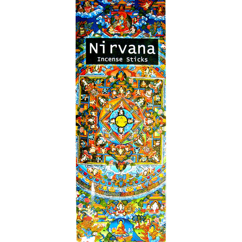 Kamini Nirvana Incense Sticks - 200 Sticks Per Box