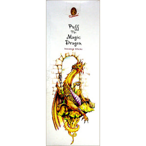 Kamini Puff The Magic Dragon Incense Sticks - 200 Sticks Per Box