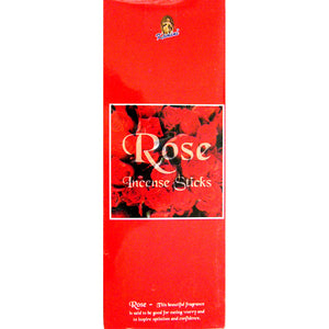 Kamini Rose Incense Sticks - 200 Sticks Per Box