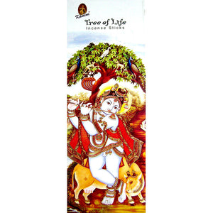 Kamini Tree of Life Incense Sticks - 200 Sticks Per Box