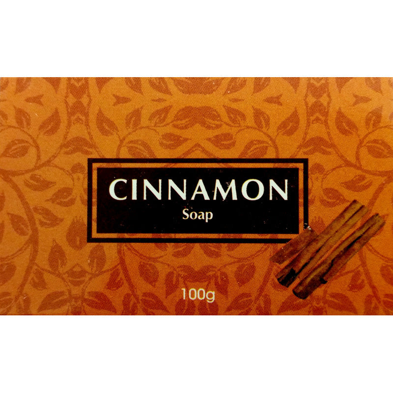 Kamini Cinnamon 100g Soap Bar