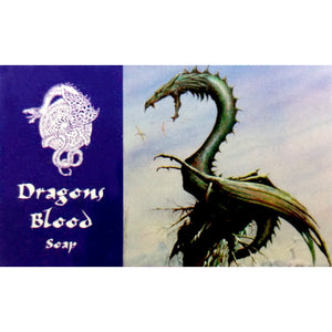 Kamini Dragons Blood 100g Soap Bar