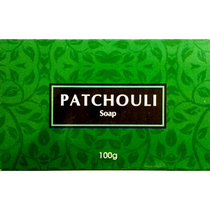 Kamini Patchouli 100g Soap Bar