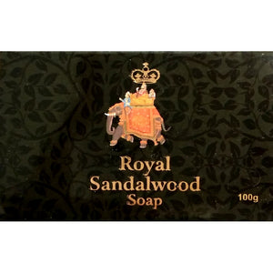 Kamini Royal Sandalwood 100g Soap Bar