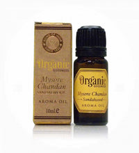 Load image into Gallery viewer, Organic Goodness Sandalwood Mysore Chandan Aroma Oil 10ml