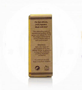 Organic Goodness Sandalwood Mysore Chandan Aroma Oil 10ml