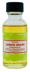 Satya Lemongrass Fragrance Oil 30ml