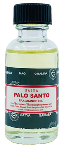 Satya Palo Santo Fragrance Oil 30ml