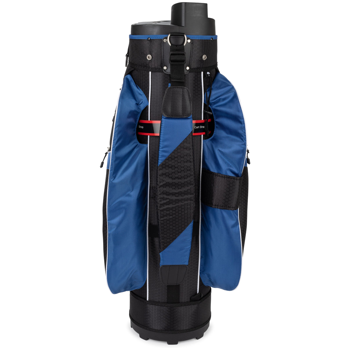 Founders Club Premium 14 Way Cart Bag - Blue