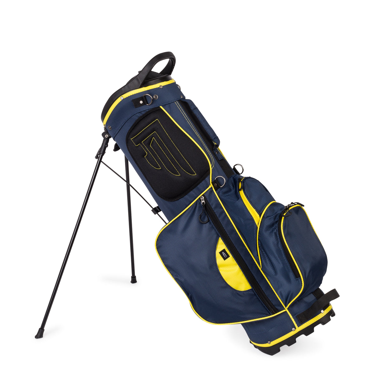 Founders Club Golf Stand Bag for Walking 14 Way Organizer Top Shaft Lock
