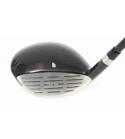Fresh Metal Fairway Woods Graphite Regular Flex Left Handed