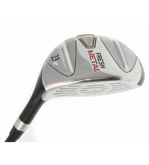 Fresh Metal Fairway Woods Graphite Senior Flex Left Handed