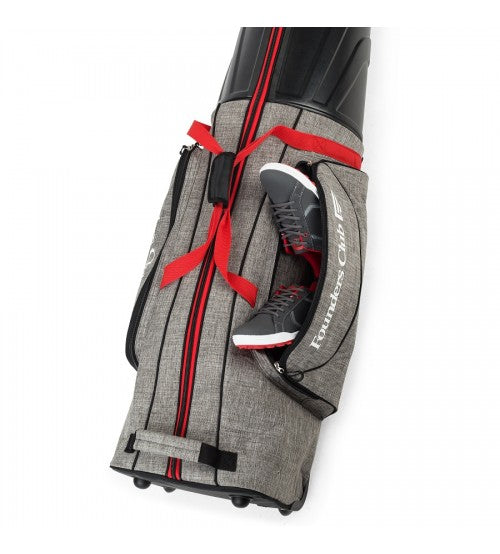Founders Club Hybrid Travel Golf Bag Club Cover