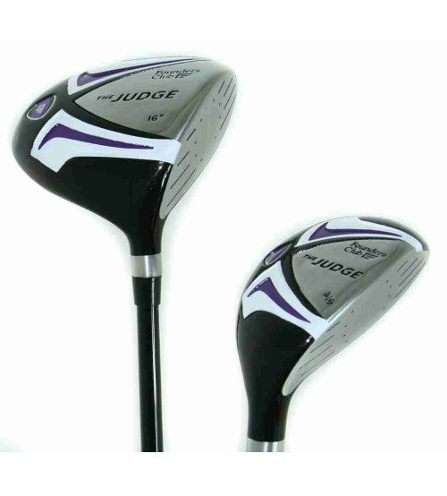 Founders Club The Judge Ladies Complete Golf Set