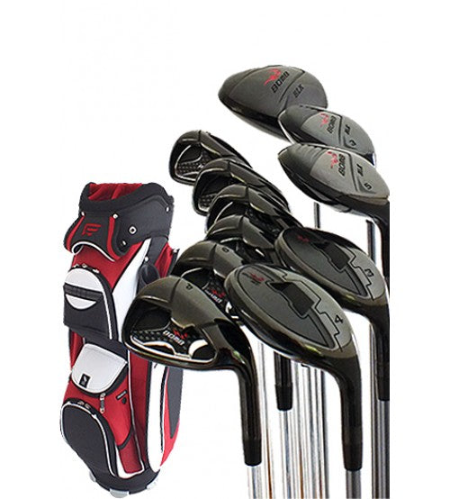 Bomb BLK Complete Graphite Set (Right-handed)