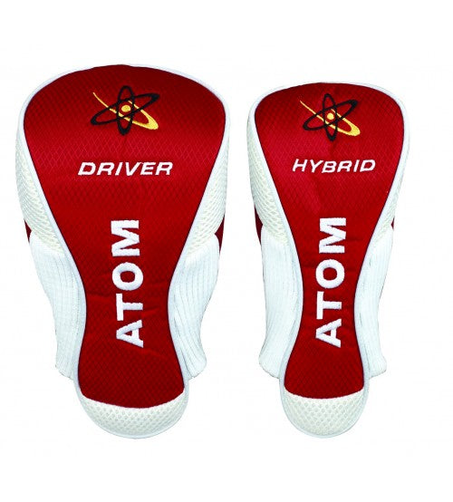 Atom Junior Set - Red (6-10 yrs)