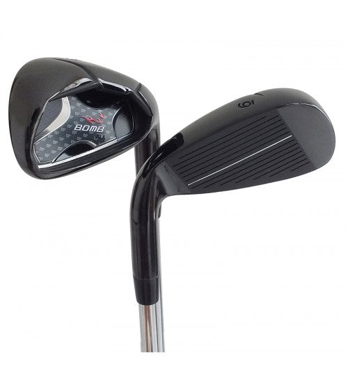 Bomb Combo Irons Steel Set 3-PW