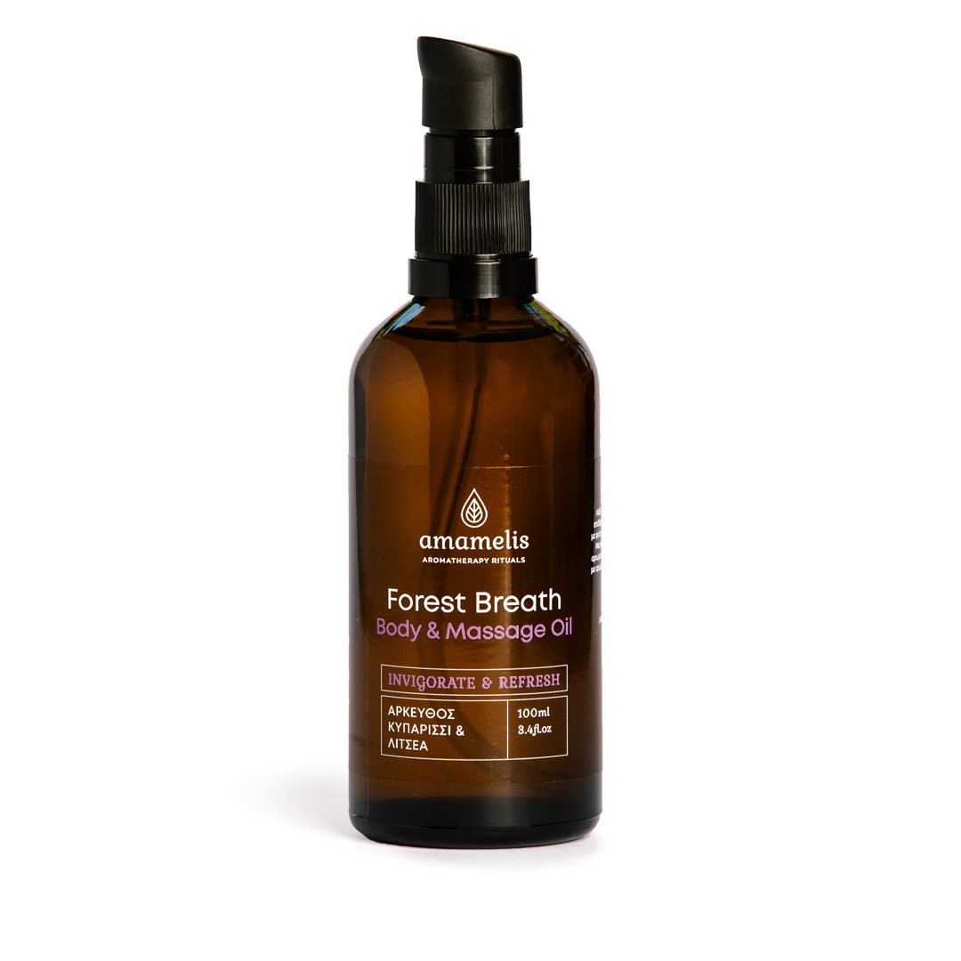 'Forest Breath' Body & Massage Oil, 100ml