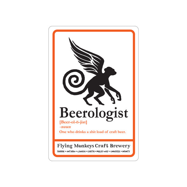 Metal Sign | Beerologist