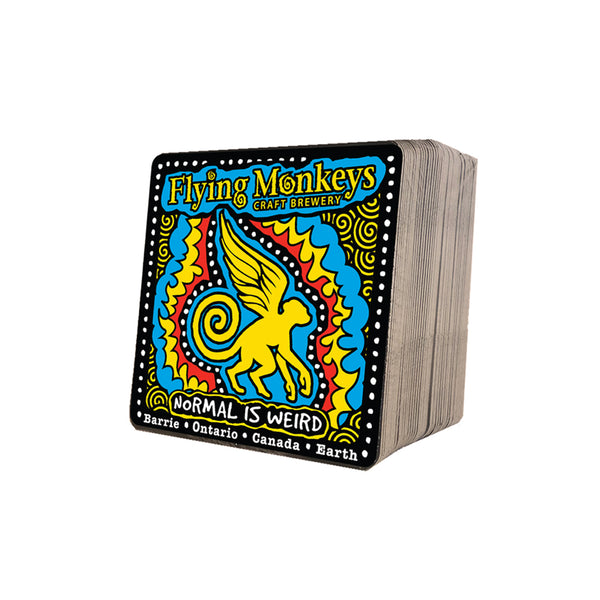 Flying Monkeys Coasters