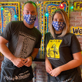 Flying Monkeys Face Mask Helping the Barrie Food Bank