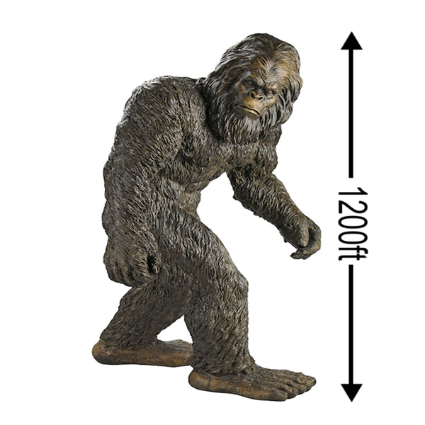 Super Cool Sasquatch (Larger than Life-size)