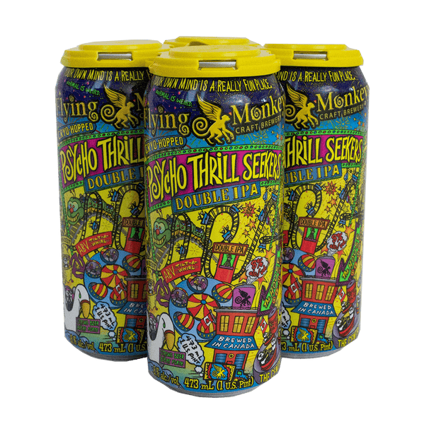 Psycho Thrill Seekers DIPA (Returning in 2021)