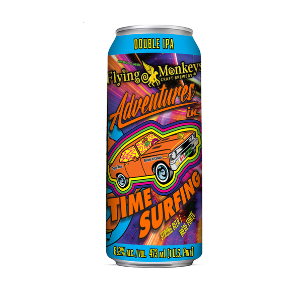 Adventures in Time Surfing DIPA