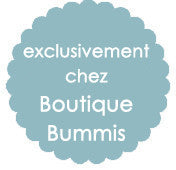 exclusivement chez Boutique Bummis|Created Only for Boutique Bummis