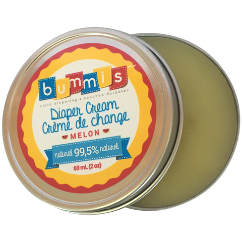 Crème de change Patatras 60 ml melon doux|Bummis change cream