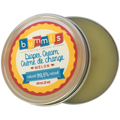 Crème de change Patatras 60 ml melon doux|Bummis change cream 60ml