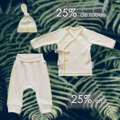 Ensemble Layette|Layette Set