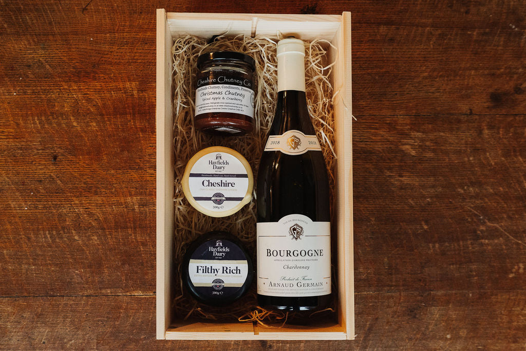 Hayfields Dairy Christmas Hampers
