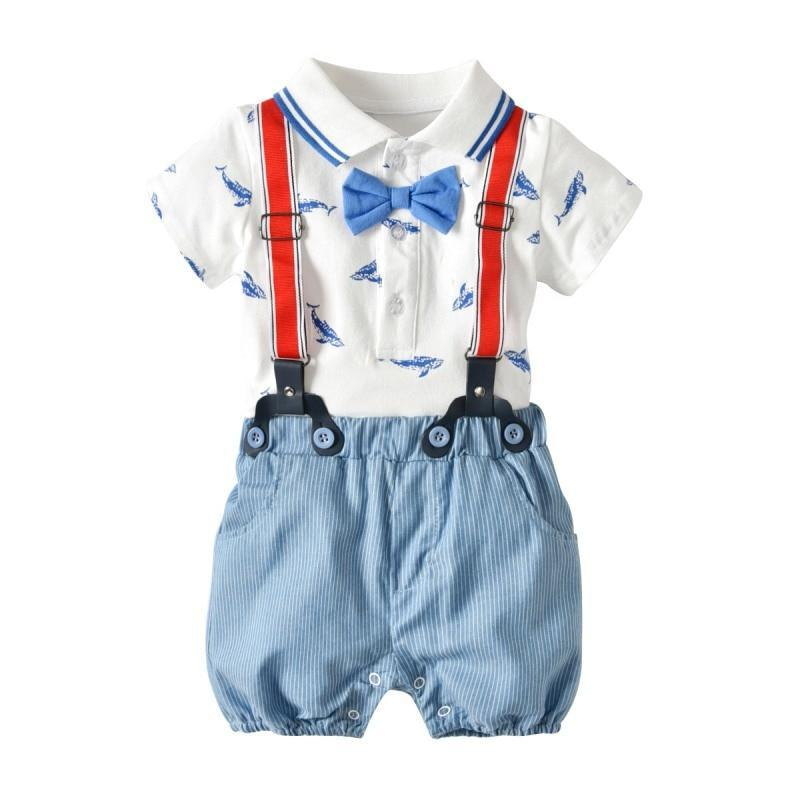 Conjunto Summer  Boy Baby - Original