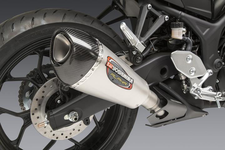 Escape Yoshimura Slip-On Yamaha Calle