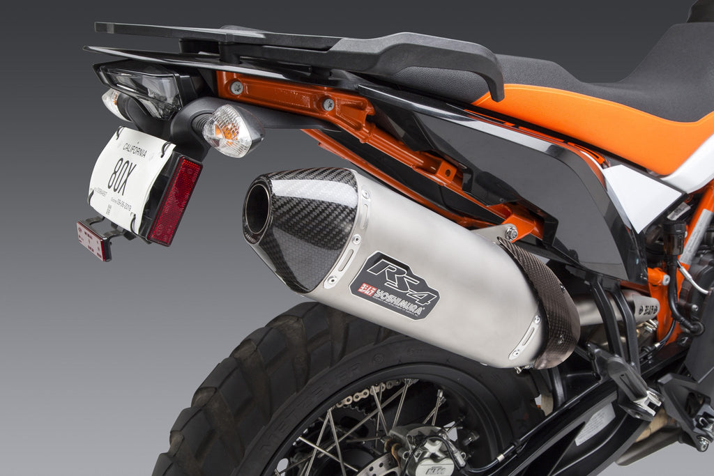 Escape Slip-On Yoshimura Rs-4  Ktm Adventure 790