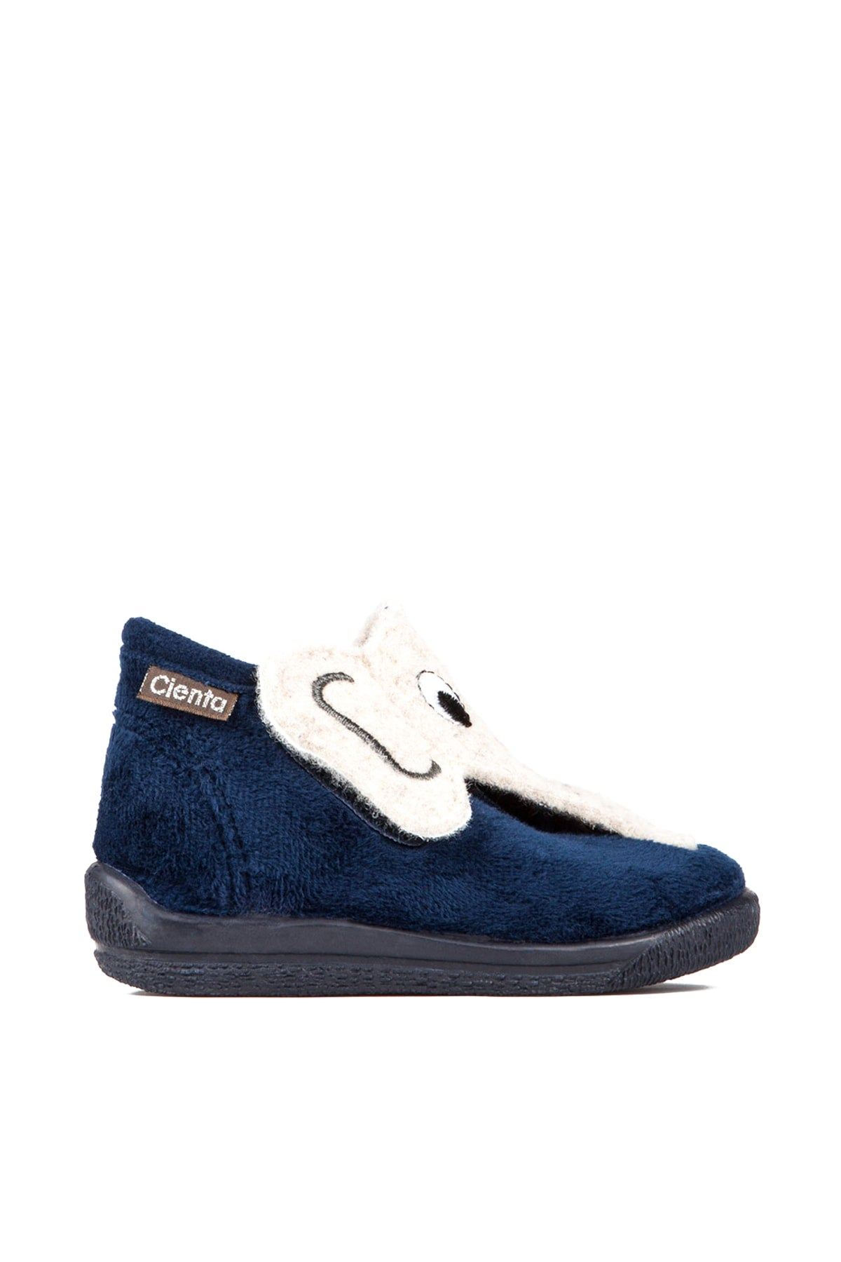 Cienta 132045.77 Navy Blue Elephant Slipper