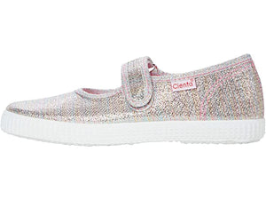 Cienta 56083.96 Rainbow Sparkle Mary Jane