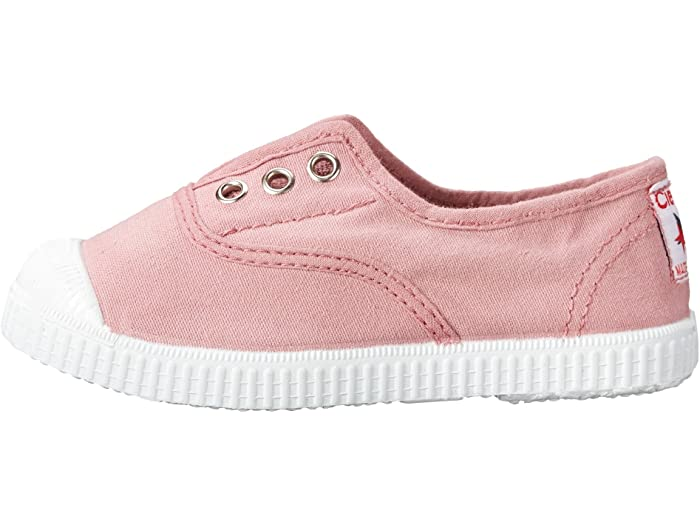 Cienta 70997.52 Rose Canvas Laceless Sneaker