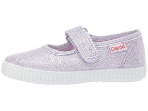 Cienta 56083.13 Lilac Sparkle Mary Jane